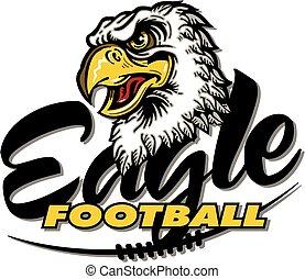 águia, futebol