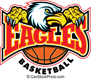 águias, basquetebol, desenho