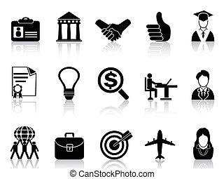 ícones, carreira, negócio