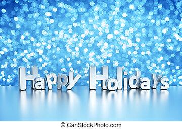 -, feriados, fundo, brilhar, natal, feliz