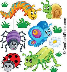 1, cute, bugs, cobrança