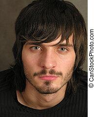 2, beardman, rosto