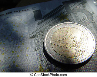 2, euro, mais