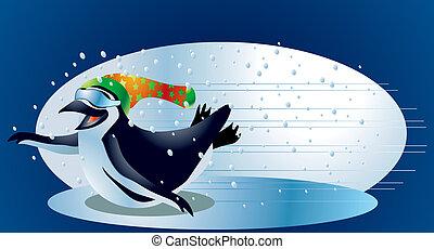#2, pingüins