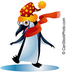 #3, pingüins