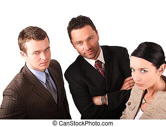 4, equipe negócio
