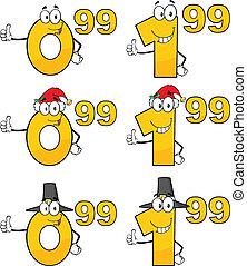 5, tag, jogo, preço, cobrança, números