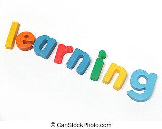 abc, aprendizagem