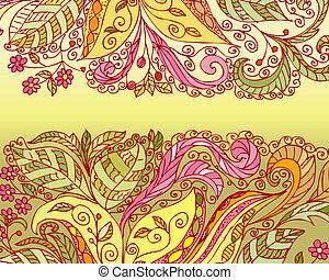 abstrakny, padrão, fabuloso