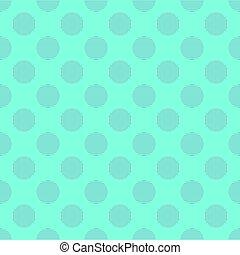 abstratos, círculo, fundo, repetindo, padrão