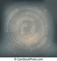 abstratos, cinzento, malha, desenho, fundo, tecnologia