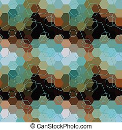 abstratos, geomã©´ricas, hexágono, seamless, fundo
