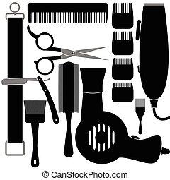 acessórios, cabelo