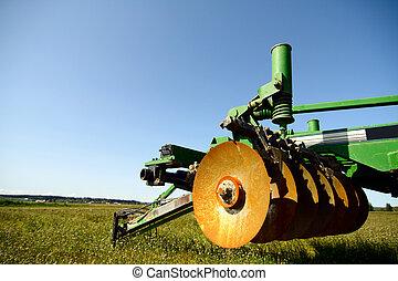 agricultura, maquinaria
