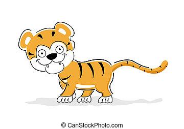 alegre, tiger