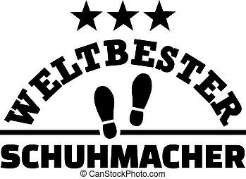 alemão, mundos, sapateiro, melhor