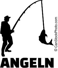 alemão, pesca homem, título
