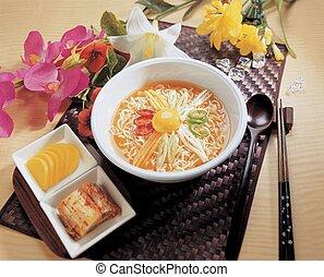 alimento, coreano