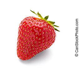 alimento, moranguinho, fruta