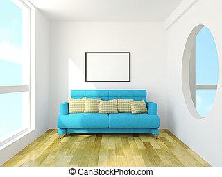 almofadas, sofá