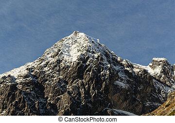 alto, tatras, montanhas