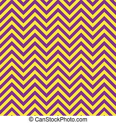 amarela, chevron, violeta
