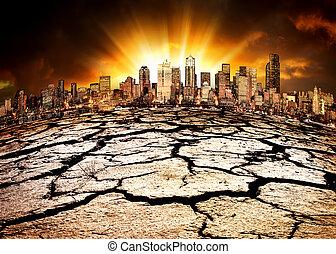 ambiental, desastre