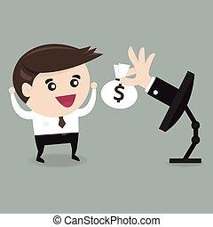 apartamento, negócio, passivo, desenho, online, renda