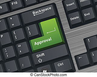 aprovação