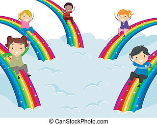 arco-íris, diversidade