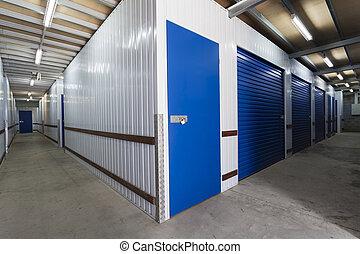 armazém, armazenamento