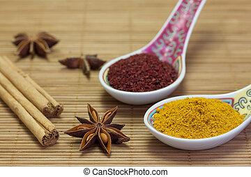 asiático, flavour.