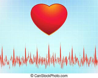 ataque cardíaco, electrocardiogram-ecg., eps, 8