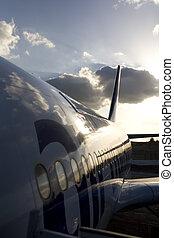 avião, cuba