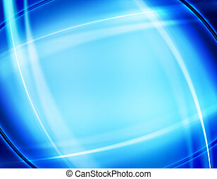 azul, projeto abstrato, fundo