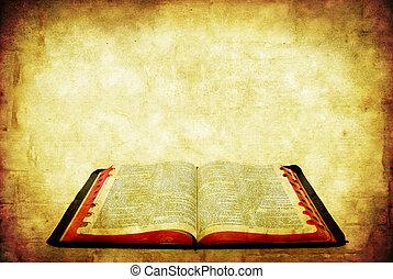 bíblia, grunge