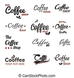 badges., café