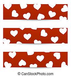 bandeiras, seamless, valentine