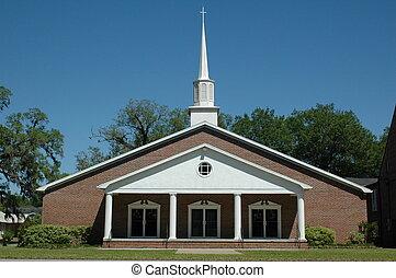 baptist, igreja