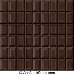 barzinhos, pattern., seamless, chocolate, vetorial, experiência preta