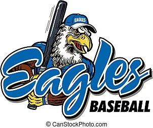 basebol, águias