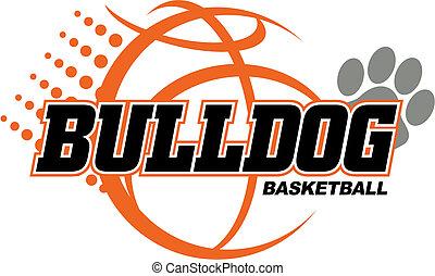 basquetebol, buldogue, desenho