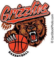 basquetebol, grizzlies