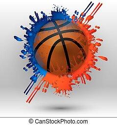 basquetebol, manchas
