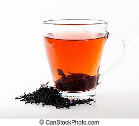bebida fermentada, chá
