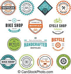 bicicleta, gráficos