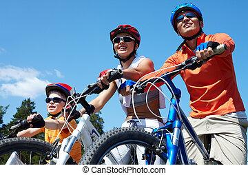 bicycles, família