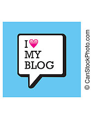 blog, bolha, meu, amor