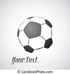 bola futebol, ícone