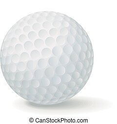 bola, golfe